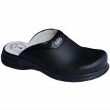 Медицински чехли унисекс модел 5021 /черни/