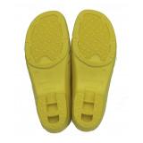 Професионално жълто операционно сабо GURU. Код: 5092