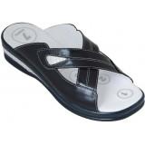Дамски чехли със седемточкова система за масаж на ходилото. Код 5038