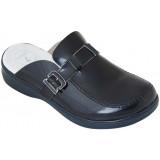 Мъжки чехли от естествена кожа. Код: 5056