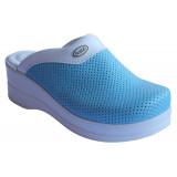 Дамски ортопедични чехли с двойна подметка модел 5099